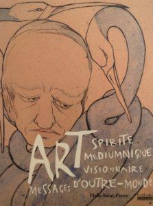 Art Spirite Mediumnique, Visionnaire, Messages D'Outre-Monde, Paris 1999