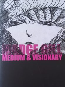 Madge Gill: Medium & Visionary at the Orleans House Gallery 2013