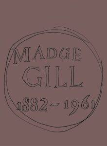 Blue Plaque for Madge in Walthamstow 2018